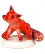 'Fuchs' Original HUBRIG Wooden Figuren