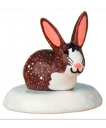 'Hase' (Rabbit) Original HUBRIG Wooden Figuren