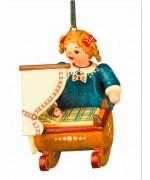 Puppenmutti Original HUBRIG Wooden Figuren