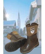 TEMPORARILY OUT OF STOCK - dirndl + bua Kid's' Expresso Boot from Austria