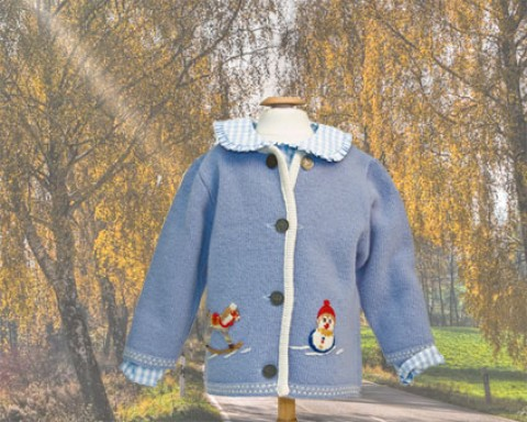Austria Lanamoden'Sweater-Trixi'