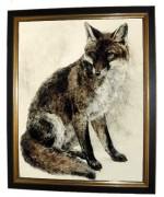 Kurt Meyer-Eberhardt 'Squatting Fox'