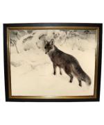 Kurt Meyer-Eberhardt  'Trotting Fox'