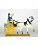 Post Delivery Anno 1840' Standing Pewter BABETTE SCHWEIZER<BR