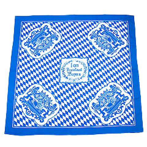 Bavarian Table Cloth