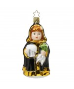 Inge-Glas Ornament Munich Maiden
