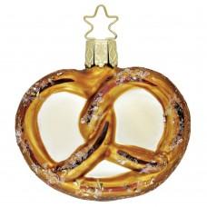 Inge-Glas Ornament Ein Pretzel