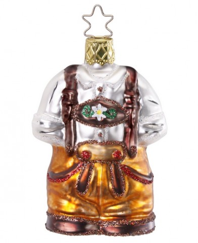 TEMPORARILY OUT OF STOCK - Inge-Glas Ornament German Gear