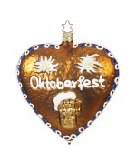 Inge-Glas Ornament Oktoberfest in Bavaria - TEMPORARILY OUT OF STOCK