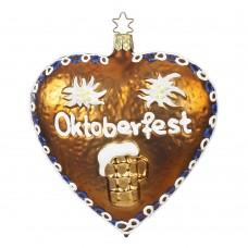 Inge-Glas Ornament Oktoberfest in Bavaria