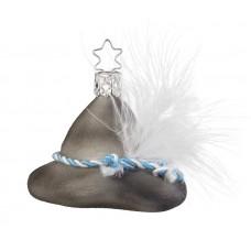 Inge-Glas Ornament Bavarian Hat