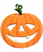 Jack-O-Lantern Hanging Ornament Wilhelm Schweizer - TEMPORARILY OUT OF STOCK