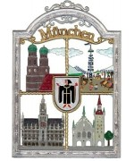 Munich Window Wall Hanging Wilhelm Schweizer