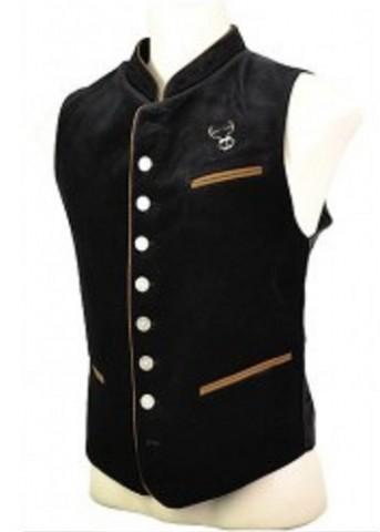 Men's Vest - Black