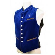 Men's Vest - Blue
