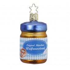Inge-Glas Ornament Sweet Mustard