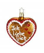 Inge-Glas Ornament I Love You