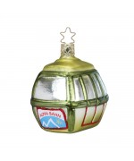 NEW - Inge-Glas Ornament Gondola