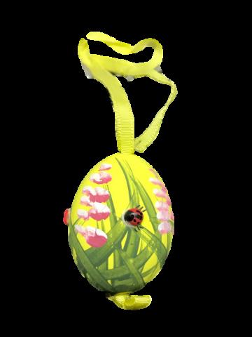 Christmas and Easter Egg - Lady Bug