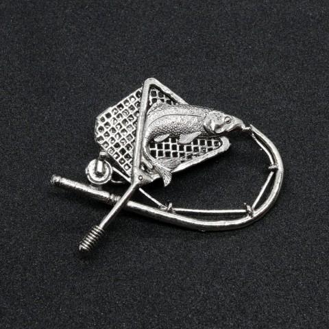 German Hatpin Fishing