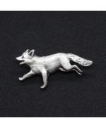 German Hatpin Fox