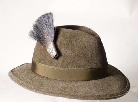 German Mountain  ' Hat Pin '