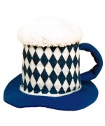 Bavarian Beer Stein Hat