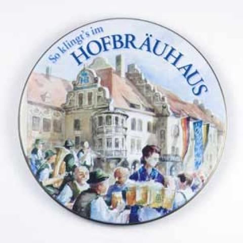 BRISA German CD SO KLINGT'S IM HOFBRAEUHAUS
