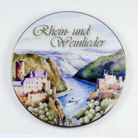 BRISA German CD RHEIN- UND WEINLIEDER