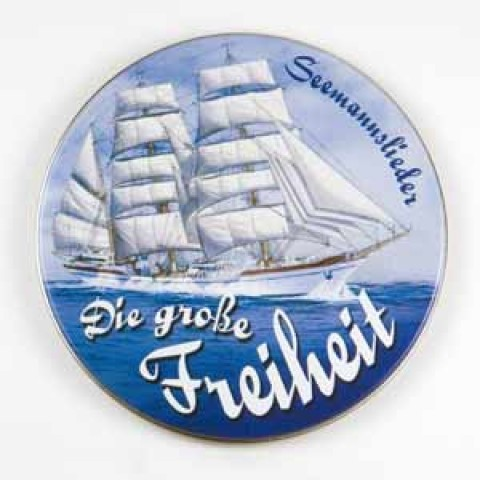 BRISA German CD DIE GROSSE FREIHEIT