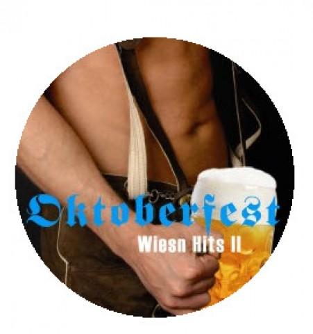 BRISA German CD OKTOBERFEST  WIESN HITS II .