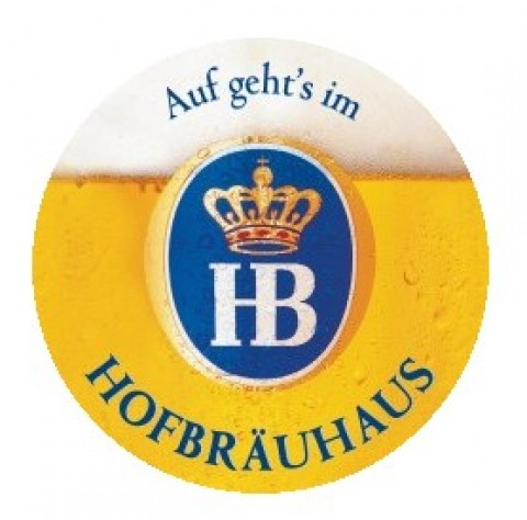 BRISA German CD AUF GEHT'S IM HOFBRAEUHAUS