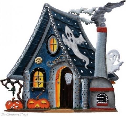 Wilhelm Schweizer Halloween Ghost House