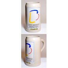 The Official Munich Oktoberfest-Stein 1994 Beerstein - 1,0 Liter