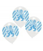 Bavaria Balloons - Pack of 6