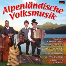 German CD'  Alpenlandische Volksmusik