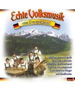 German CD'  Echte Volksmusik aus Deutschland