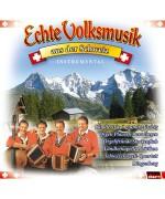 German CD'  Echte Volksmusik aus der Schweiz