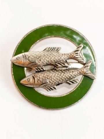 German Hatpin Fish Fisch