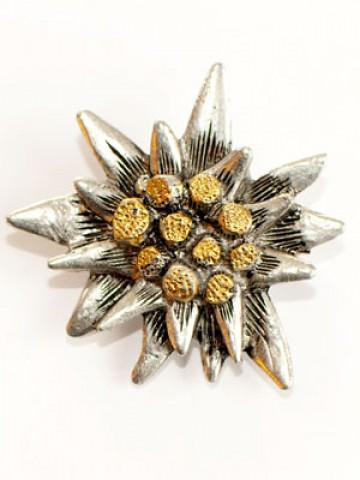 German Edelweiss ' Hat Pin '