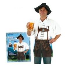 Oktoberfest Apron Men