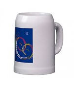TEMPORARILY OUT OF STOCK - The Official Munich Oktoberfest 2009 Beerstein - 0.5 Liter
