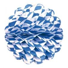 Bavarian Honeycomb Tissue Ball