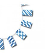 TEMPORARILY OUT OF STOCK <BR><BR> Bavarian Flag Garland