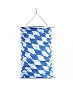 TEMPORARILY OUT OF STOCK - Oktoberfest  Bayerische  Zuglaterne