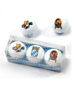 Oktoberfest Bavaria golf ball