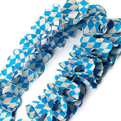 Bavarian Paper Garland