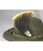 German Wild Boar Brush ' Hat Pin '