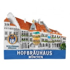 Hofbrauhaus - Magnet