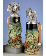 Dragon Treasure 0.75 L Beer Stein